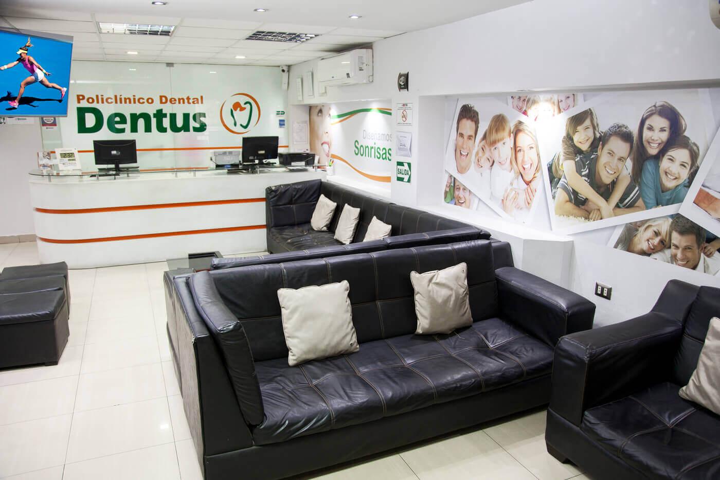 Policlínico Dental Dentus - Infraestructura